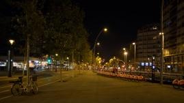 Street near Museu Nacional d'Art