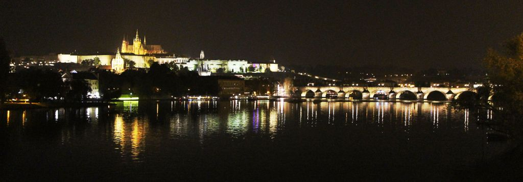 Prague at night - A place straight out of fairy tales