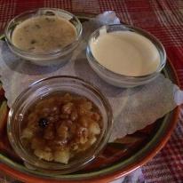 Sauces for Didzkukuliai (Cepelinai)