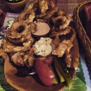 Onion and Fish rings