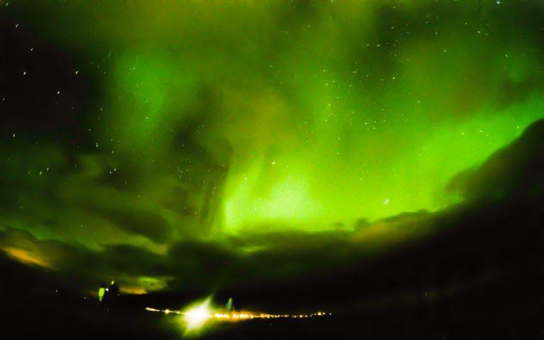A glimpse of Aurora