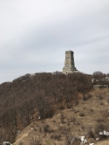 Shipka Monument from the Peak