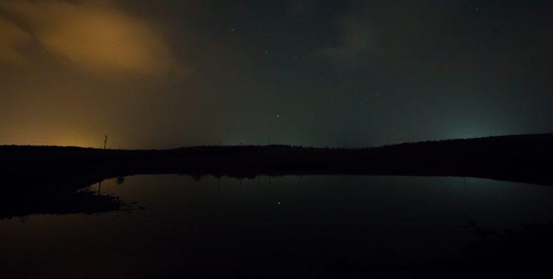 A lake near Prohodna